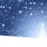今年のクリスマスは雪が降る?ホワイトクリスマスになる3つの条件